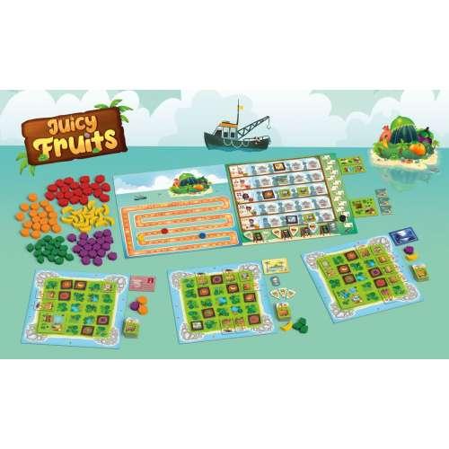 Juicy Fruits - настолна игра