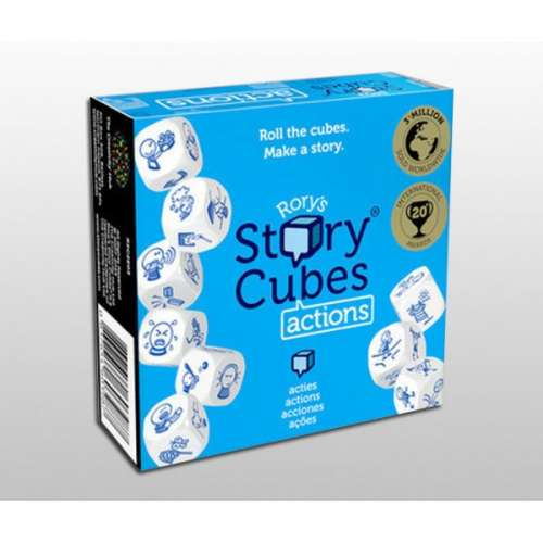 Rory's Story Cubes: Actions - настолна игра