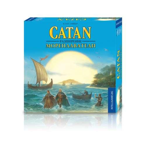 Catan: Мореплаватели - разширение за настолна игра