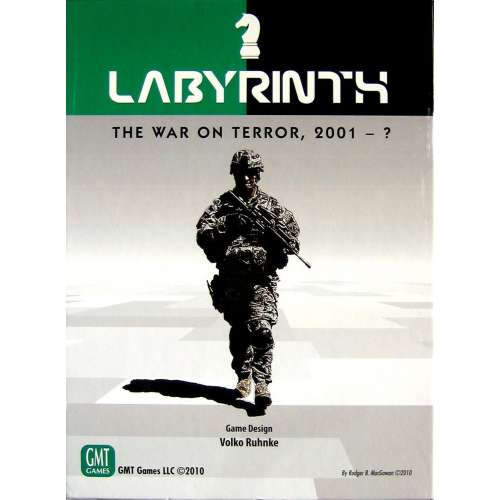 Labyrinth: The War on Terror, 2001 – ? - настолна игра
