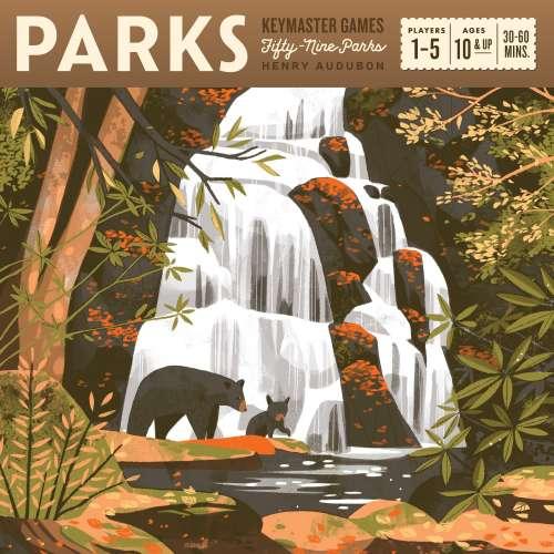 PARKS - настолна игра