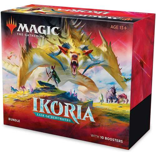 Magic: The Gathering - Ikoria: Lair of Behemoths Bundle