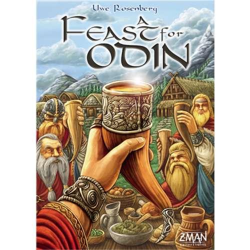 A Feast for Odin - настолна игра