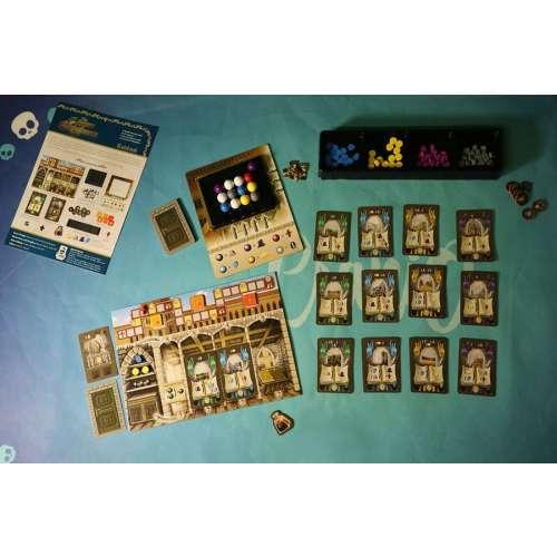 Masters of Renaissance: Lorenzo il Magnifico – The Card Game - настолна игра