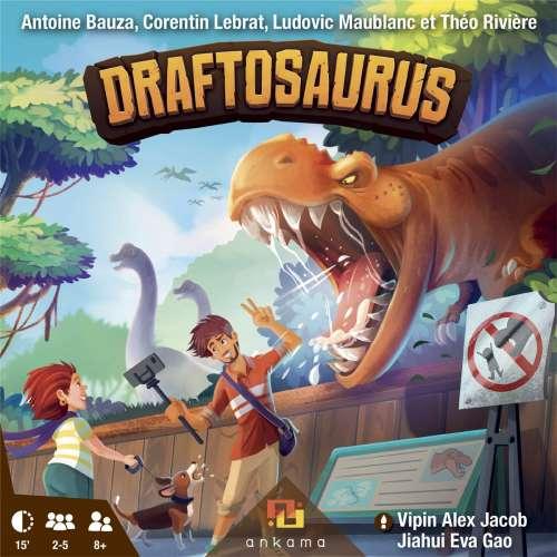 Draftosaurus - настолна игра