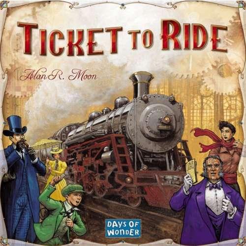 Ticket to Ride - настолна игра