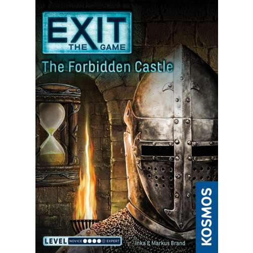 Exit: The Game – The Forbidden Castle - настолна игра