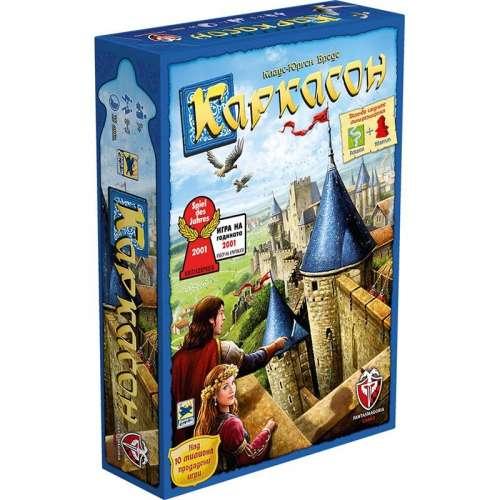 Каркасон (Carcassonne) - настолна игра